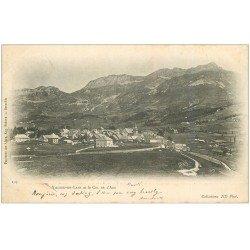 carte postale ancienne 38 VILLARD-DE-LANS. Col de l'Arc 1903