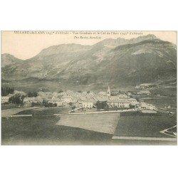 carte postale ancienne 38 VILLARD-DE-LANS. Col de l'Arc. Ravix buraliste