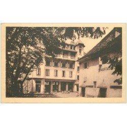 carte postale ancienne 38 VILLARD-DE-LANS. Grand Hôtel du Parc