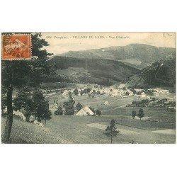 carte postale ancienne 38 VILLARD-DE-LANS. Vue 1914