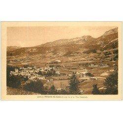 carte postale ancienne 38 VILLARD-DE-LANS. Vue générale