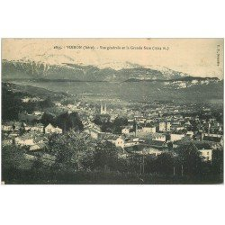 carte postale ancienne 38 VOIRON. La Grande Sure 1923