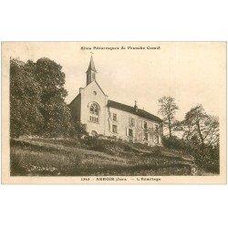 carte postale ancienne 39 ARBOIS. Ermitage n°1663
