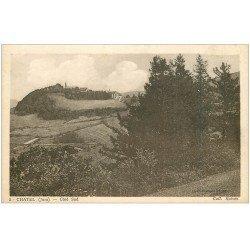 carte postale ancienne 39 CHATEL. Côté Sud
