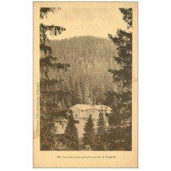 carte postale ancienne 39 COL DE LA FAUCILLE. Le Haut-Jura Colonie de Vacances La Vattay