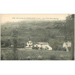 carte postale ancienne 39 COUSANCE. Villa Beau-Séjour