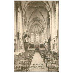 carte postale ancienne 39 DOLE. Chapelle Mont-Roland