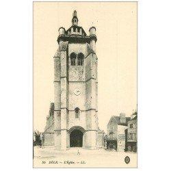 carte postale ancienne 39 DOLE. Eglise