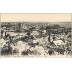carte postale ancienne 39 DOLE. Panorama 76