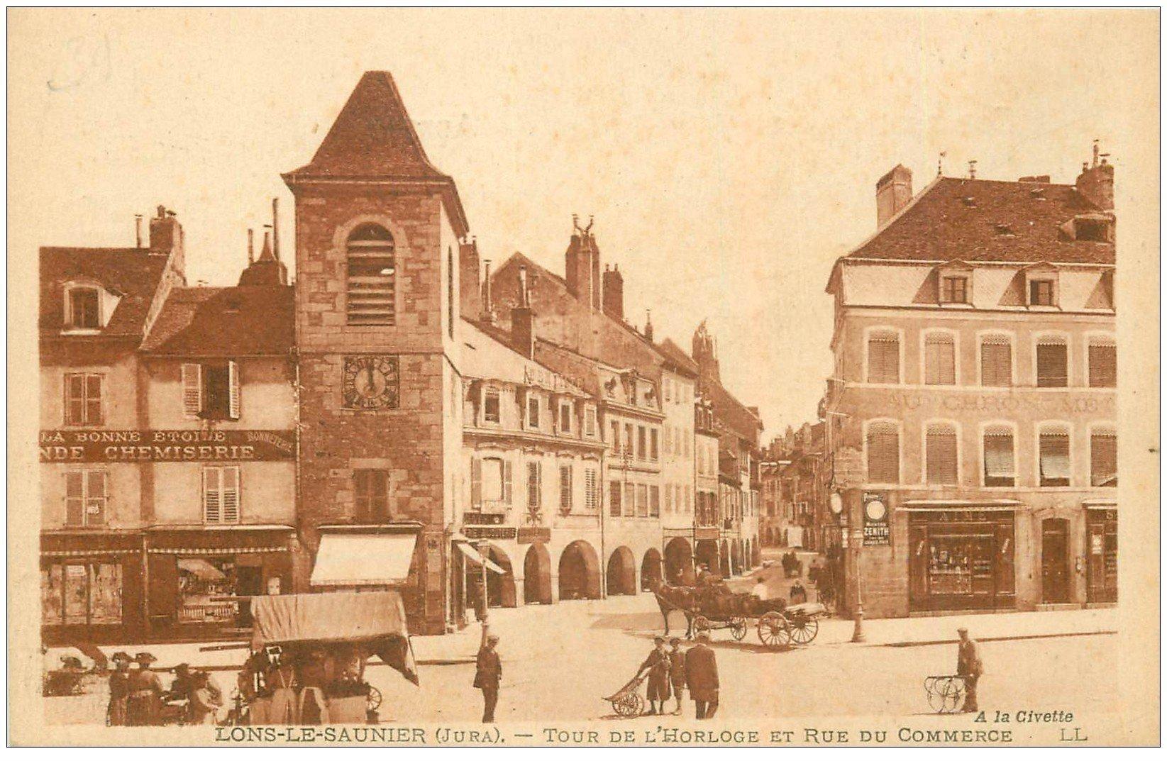 39 lons le saunier rue du commerce - Frais de port gratuit rue du commerce ...