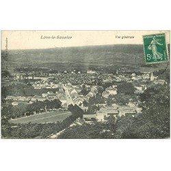 carte postale ancienne 39 LONS-LE-SAUNIER. Vue 1907