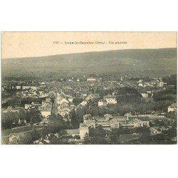 carte postale ancienne 39 LONS-LE-SAUNIER. Vue générale