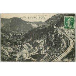 carte postale ancienne 39 MOREZ. Le Viaduc 1915