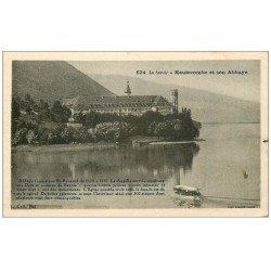 carte postale ancienne 73 ABBAYE D'HAUTECOMBE. 1931