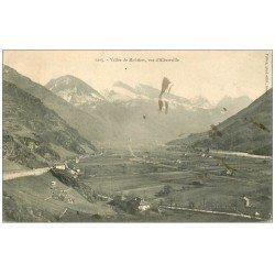 carte postale ancienne 73 ALBERTVILLE. Vallée de Moutiers 1906