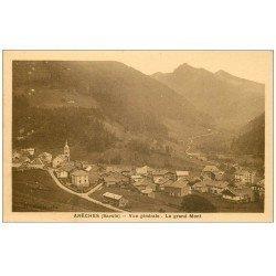 carte postale ancienne 73 ARÊCHES. Le Grand mont