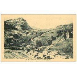 carte postale ancienne 73 BARAQUEMENTS DES CHAPIEUX