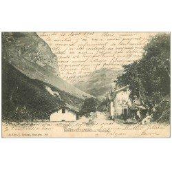 carte postale ancienne 73 BONNEVAL-LES-BAINS 1903