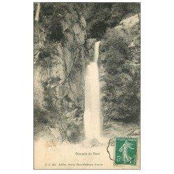 carte postale ancienne 73 CASCADE DU DARD