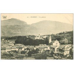 carte postale ancienne 73 CHAMBERY. Editions Reynaud