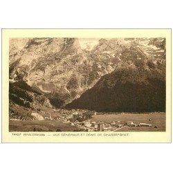 carte postale ancienne 73 PRALOGNAN. Dôme de Chasseforet