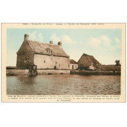 carte postale ancienne 56 ARZON. Moulin de Pencastel