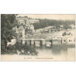 carte postale ancienne 56 AURAY. Saint Goustan 1924