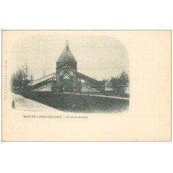 carte postale ancienne 56 SAINTE-ANNE-D'AURAY. La Scala Sancta vers 1900