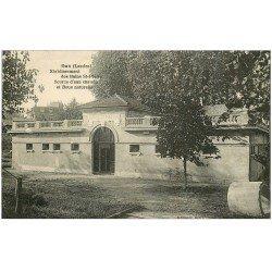 carte postale ancienne 40 DAX. Etablissement Bains Saint-Pierre 1928