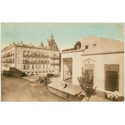 carte postale ancienne 40 DAX. Grand Hôtel des Thermes et Atrium Casino 1948