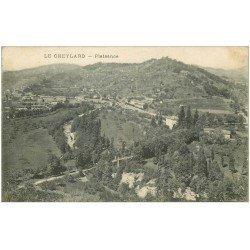 carte postale ancienne 07 LE CHEYLARD. Plaisance 1916