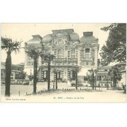 carte postale ancienne 40 DAX. Le Casino