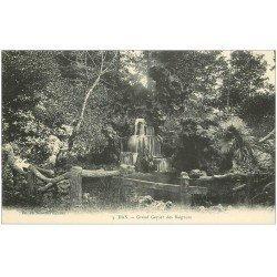 carte postale ancienne 40 DAX. Les Baignots Grand Geyser