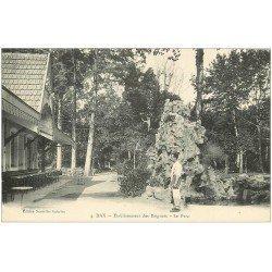 carte postale ancienne 40 DAX. Les Baignots le Parc
