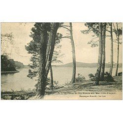 carte postale ancienne 40 HOSSEGOR. Le Lac 1924