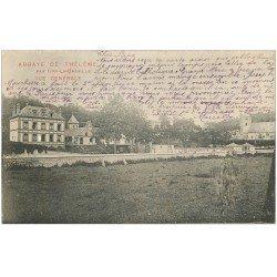 carte postale ancienne 27 ABBAYE DE THELEME vers 1903