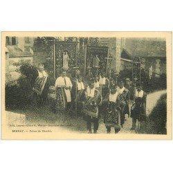carte postale ancienne 27 BERNAY. Frères de Charité