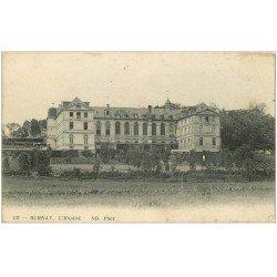 carte postale ancienne 27 BERNAY. L'Hôpital 1915