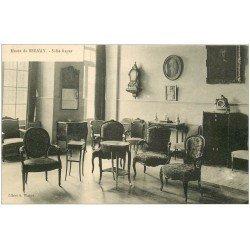 carte postale ancienne 27 BERNAY. Musée Salle Rayer