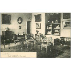 carte postale ancienne 27 BERNAY. Musée Salle Rayer bis