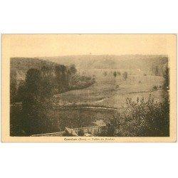 carte postale ancienne 27 CONCHES. Vallée du Rouloir