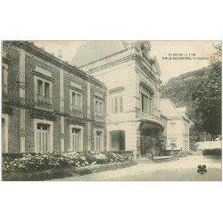 carte postale ancienne 07 VALS-LES-BAINS. Le Casino 1905 (léger pli coin gauche)...