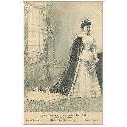 carte postale ancienne 27 EVREUX. Bréant Reine du Commerce Cavalcade