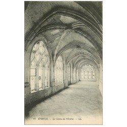 carte postale ancienne 27 EVREUX. Cloître Evêché