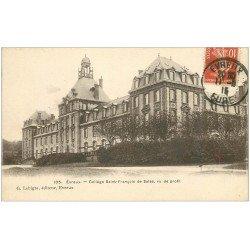 carte postale ancienne 27 EVREUX. Collège Saint-François de Sales ou Salles 1915