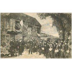 carte postale ancienne 08 BAZEILLES. Les Dernières Cartouche par Mary