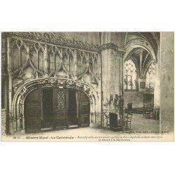carte postale ancienne 27 GISORS. Cathédrale Sépulcre