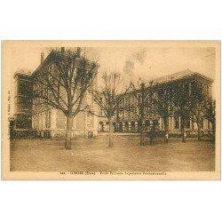 carte postale ancienne 27 GISORS. Ecole Primaire Professionnelle