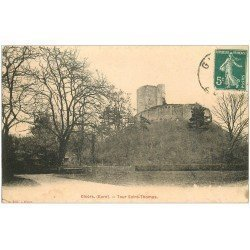 carte postale ancienne 27 GISORS. Tour Saint-Thomas