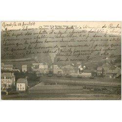 carte postale ancienne 08 BOGNY BRAUX. L'Usine 1904